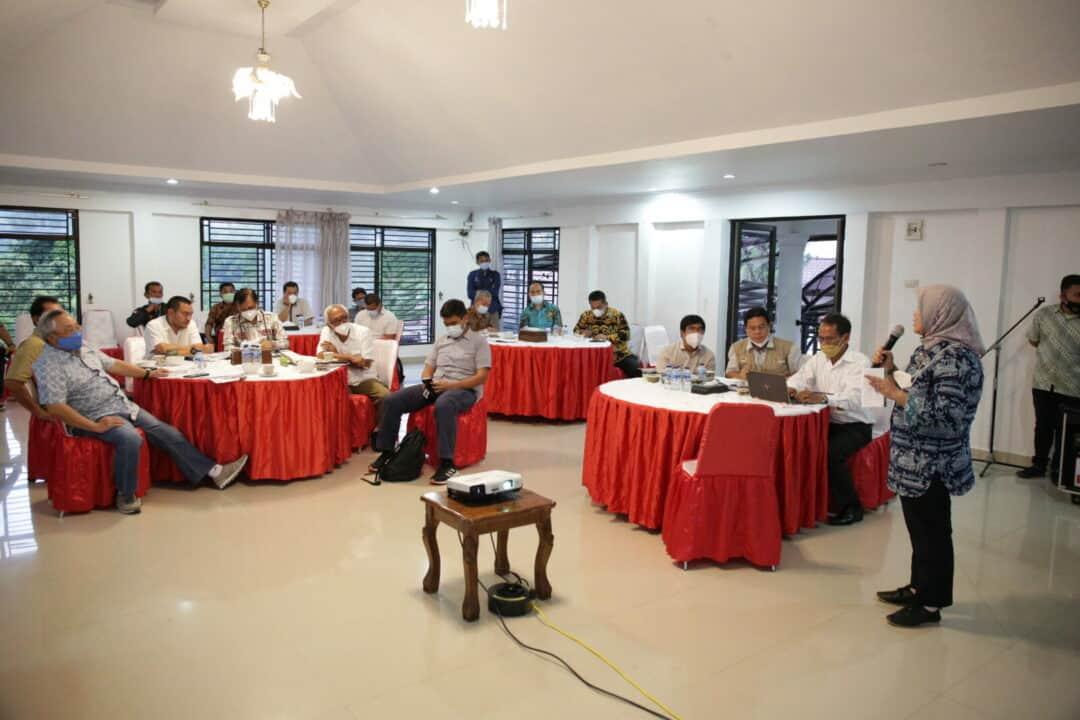 Berkunjung ke Pakpak Bharat, Kemenko Marves Bahas Rencana Pembangunan Kawasan Food Estate Baru