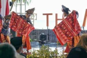 Dukung #EksotismeLombok, Menko Marves: Potensi Produk Indonesia Begitu Kuat Diminati Pasar Mancanegara