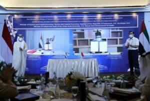 Pererat Kerja Sama RI-UAE, Pemerintah Gelar Forum Bisnis 2021