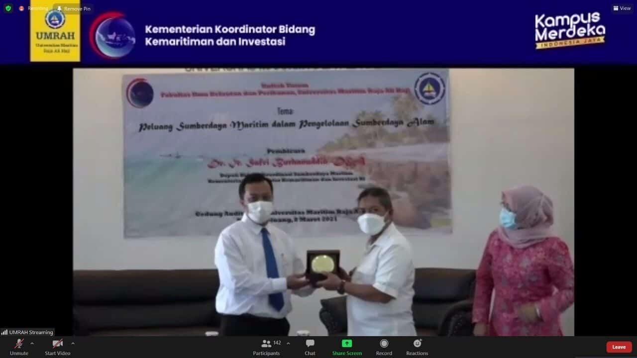Potensi Sumberdaya Maritim Indonesia perlu digarap maksimal