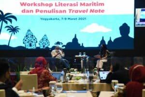 Kemenko Marves Bangkitkan Literasi Kemaritiman Melalui Workshop dan Penulisan Travel Note