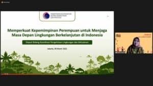 "Rayakan Hari Perempuan Internasional, Deputi Nani: ""Perempuan Mampu Kuatkan Masa Depan Lingkungan Berkelanjutan di Indonesia,"""
