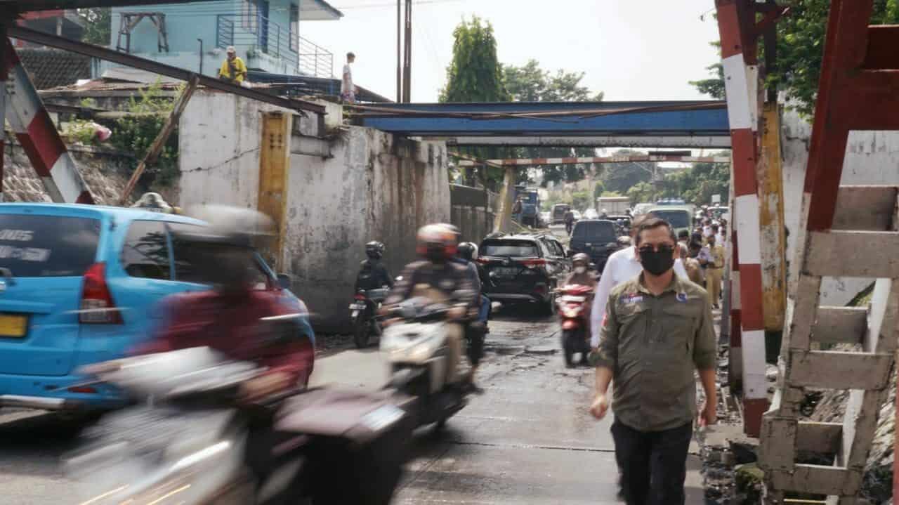 Kemenko Marves Tinjau Pembangunan Infrastruktur di Surakarta