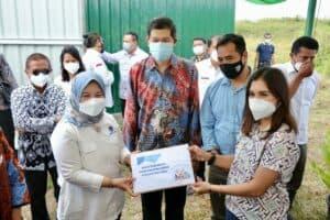 Dorong Pengelolaan Sampah Terpadu, Kemenko Marves Resmikan Insinerator Pemusnah Sampah