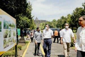 Pemerintah Siapkan Rencana Induk Pengembangan Terpadu Candi Borobudur