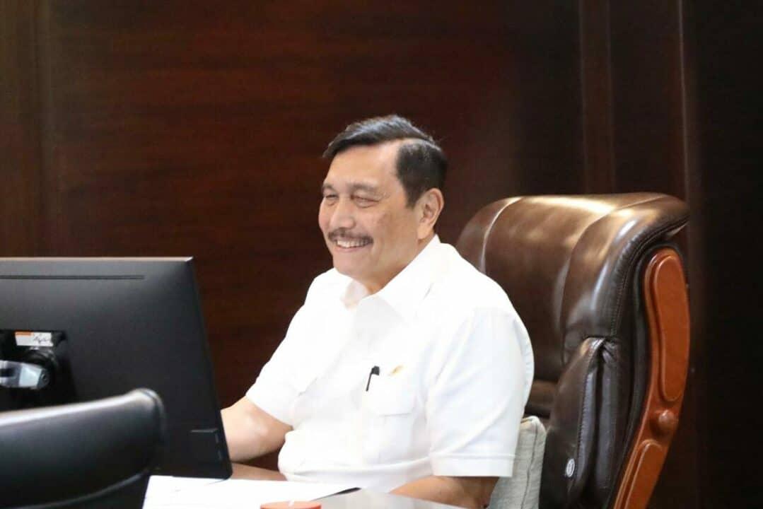 Rakor Pengembangan Wilayah dan Percepatan Pembangunan Infrastruktur di Provinsi Sumbar, Menko Luhut: Jangan Ada Proyek yang Terbengkalai