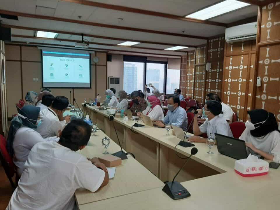Percepat Implementasi RB, Deputi Bidang Koordinasi Pengelolaan Lingkungan dan Kehutanan Studi Banding ke KLHK