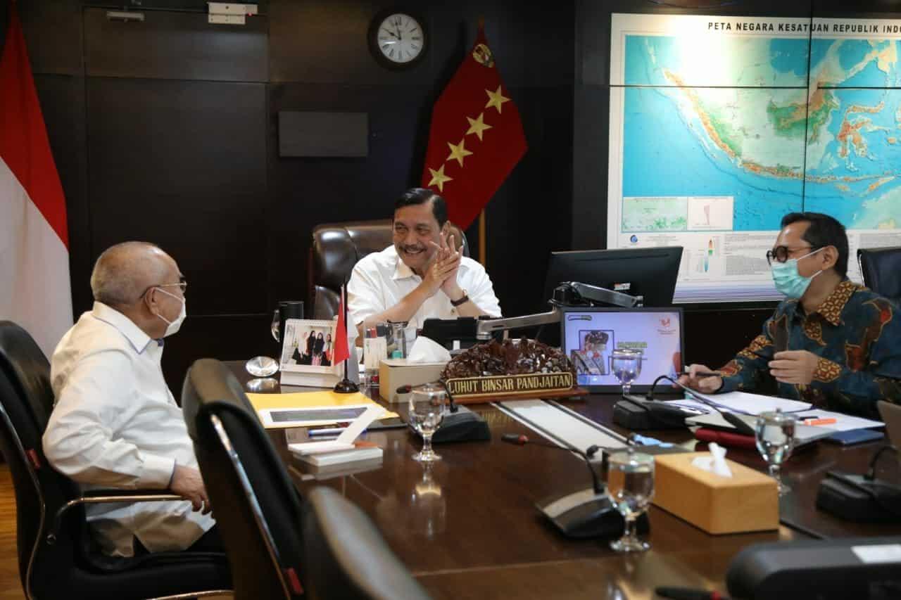 Rakor Pengembangan Wilayah dan Percepatan Pembangunan Infrastruktur Sumatera Utara