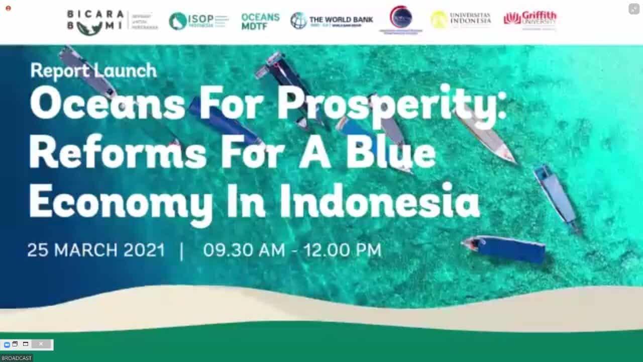 Hadapi Era Ekonomi Biru, Pelestarian Lingkungan dan Peningkatan Kesejahteraan di Sektor Kelautan dan Perikanan Menjadi Prioritas