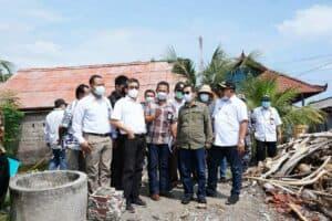 Kemenko Marves Tinjau Rencana Usulan Pembangunan Infrastruktur di Jembrana, Bali