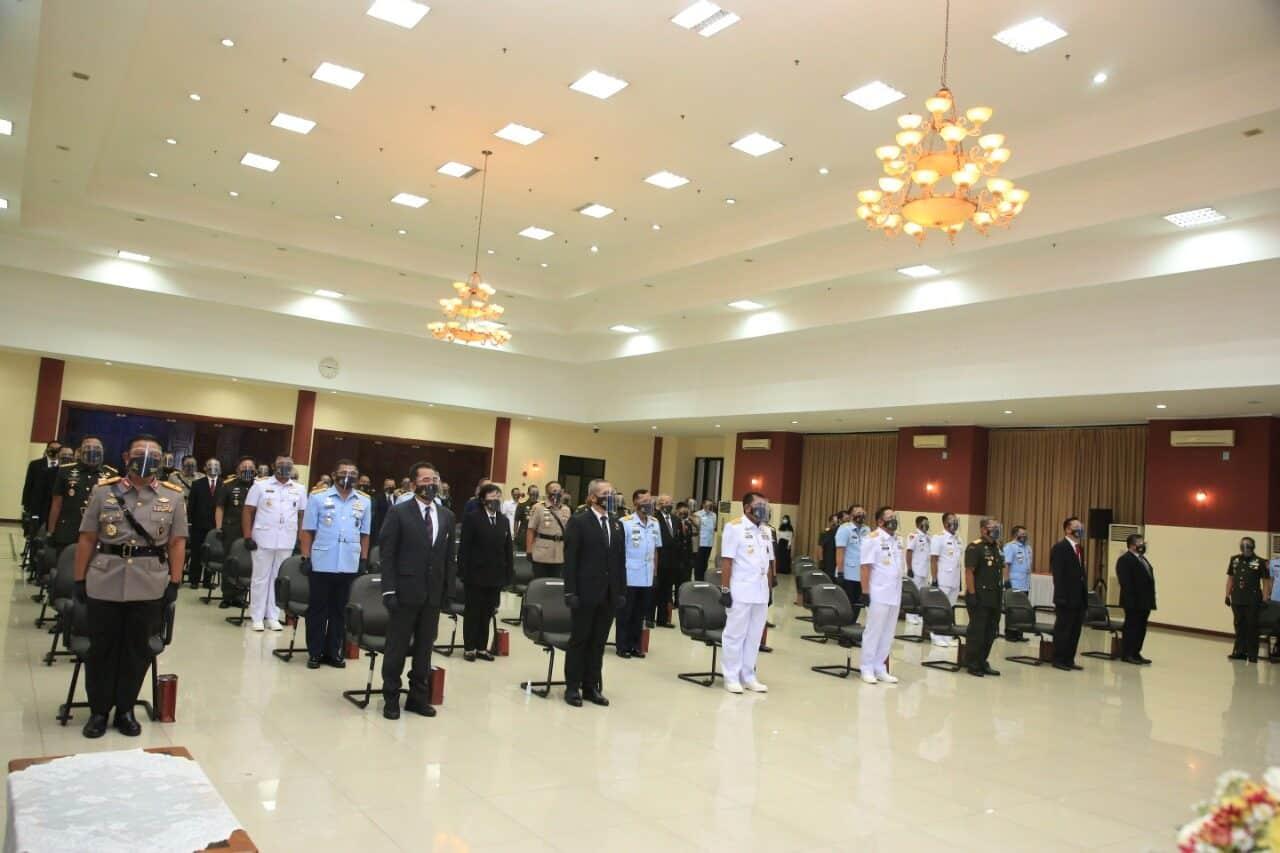 Tingkatkan Kualitas Kepemimpinan dan Luaskan Wawasan Kebangsaan, Kemenko Marves Kirim Perwakilan Pimpinan Ikuti Diklat PPSA Lemhanas 2021