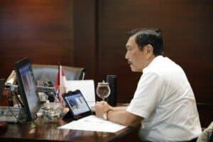 Menko Luhut Perintahkan Studi Komprehensif Untuk Bangun Infrastruktur Terintegrasi di Provinsi Bengkulu