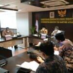 Kemenko Marves Menerima DPRD Provinsi Kepulauan Riau, Bahas Rancangan Perda untuk Perseroda Pelabuhan Kepulauan Riau