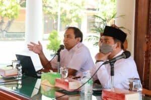 Masuk Dalam Kluster Fokus Pengembangan Wilayah, Kemenko Marves Koordinasikan Sinergi Pembangunan Kota Pasuruan