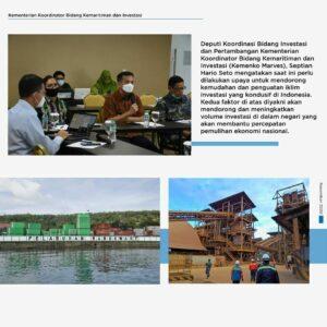 Dorong Kemudahan dan Penguatan Iklim Investasi yang Kondusif di Indonesia