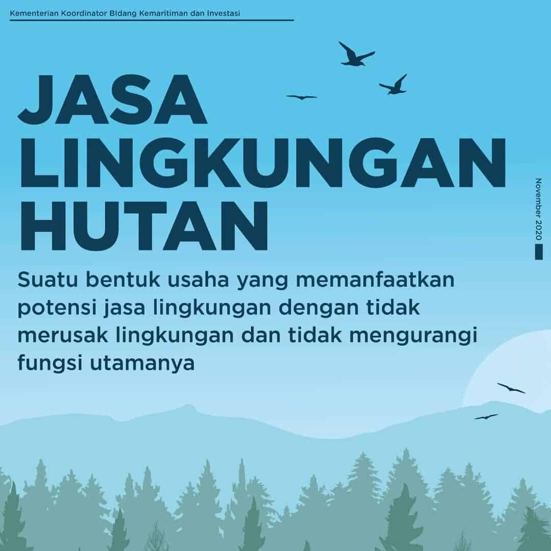 Jasa Lingkungan Hutan