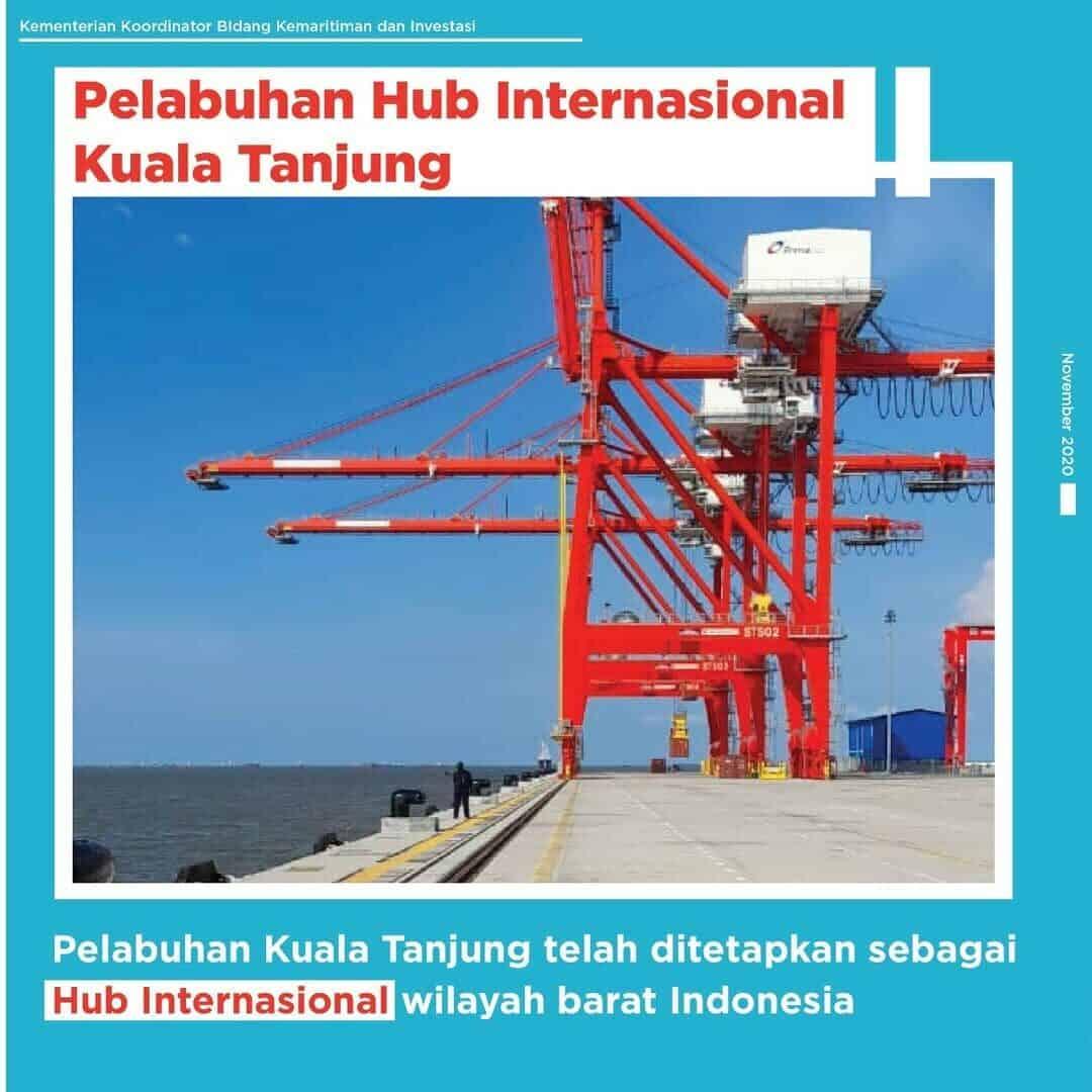 Pelabuhan Hubungan Internasional