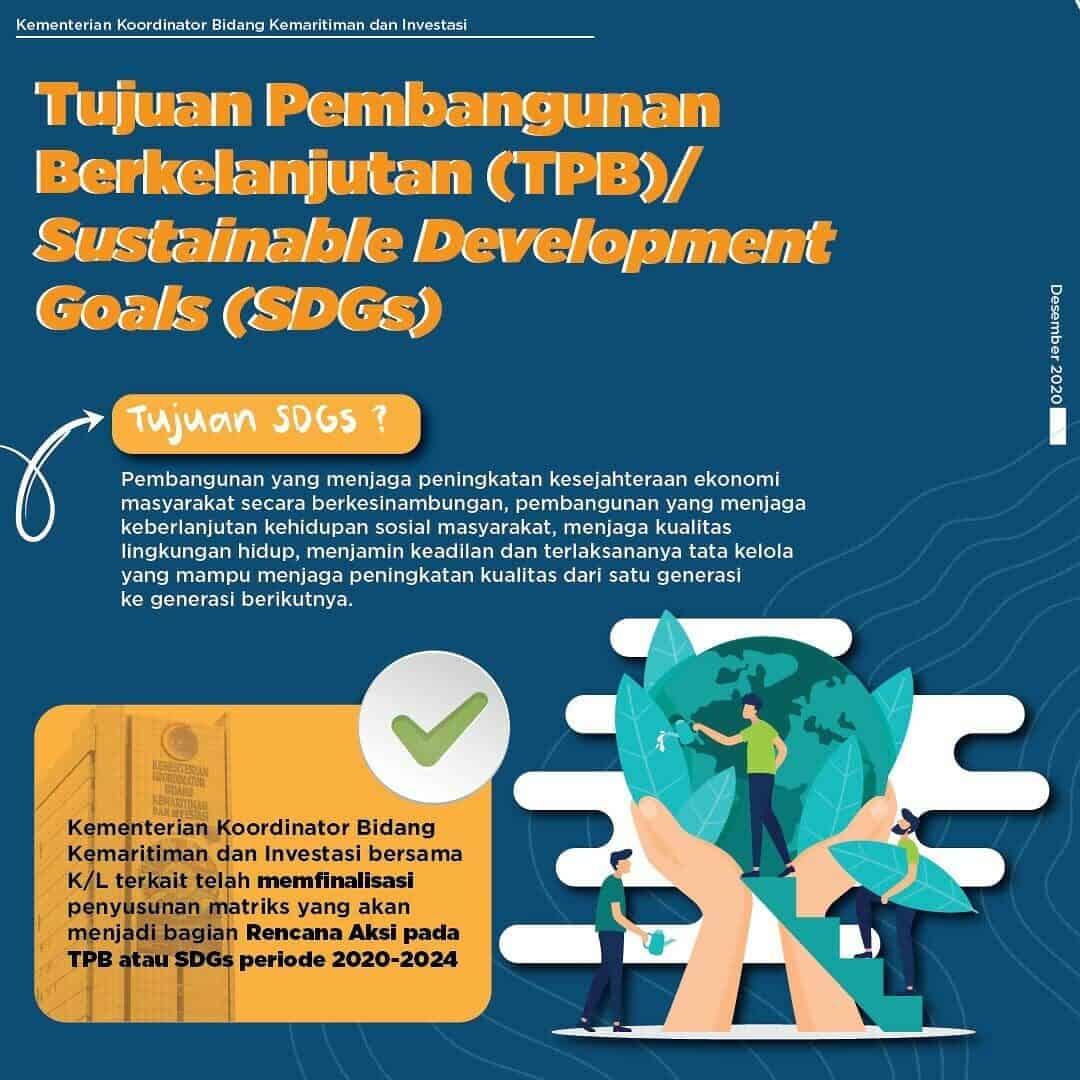 Tujuan Pembangunan Berkelanjutan (TPB) / Sustainable Development Goals (SDGs)