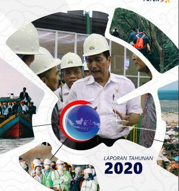 Laporan Tahunan 2020 Kemenko Marves