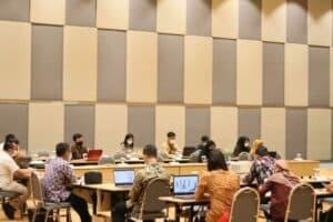 Guna Memudahkan Masyarakat Memperoleh Informasi Hukum, Kemenko Marves Gelar Rapat Evaluasi JDIH 7 K/L