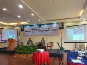 Deputi Bidang Koordinasi Sumber Daya Maritim Luncurkan Buku dan Adakan Lokakarya di Labuan Bajo