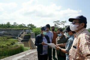Kemenko Marves Tinjau Pembangunan Infrastruktur Kebencanaan di Yogyakarta dan Sekitarnya