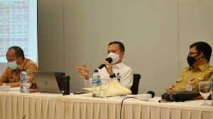Wujudkan Kemudahan Berusaha, Kemenko Marves Kawal Implementasi UUCK di Provinsi Riau