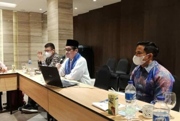 Kemenko Marves Susun Dokumen Kamus Kompetensi Teknis Jabatan