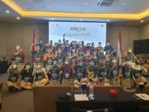 Pemerintah Gelar Pelatihan Racik Kopi dan Sosialisasi HKI Pada Komunitas Kopi