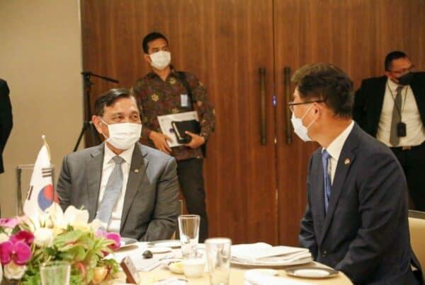 Pemerintah Indonesia Perkuat Hubungan Kerja Sama Indonesia – Korea Melalui Investment Roundtable Dialogue 2021
