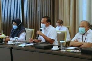 Tindak Lanjuti Arahan Menko Luhut, Kemenko Marves Gelar FGD Terkait Pelabuhan Adikarto dan Bandara YIA