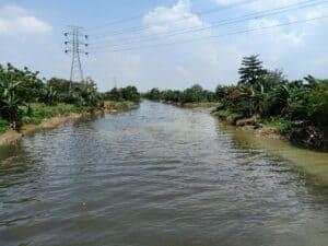 Kemenko Marves Tinjau Rencana Infrastruktur Pengendalian Banjir Kali Cikarang-Bekasi-Laut