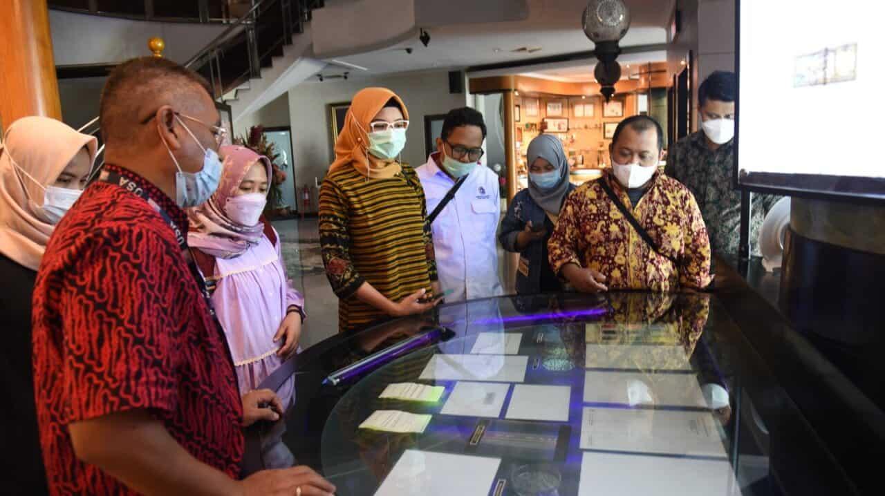 Sinergikan Keamanan Dokumen, Kemenko Marves Berkunjung ke PT Pura Barutama