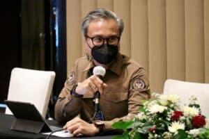 Kemenko Marves Gelar Rakor Pengembangan, Permodalan dan Hak Kekayaan Intelektual Ekonomi Kreatif di Jawa Tengah