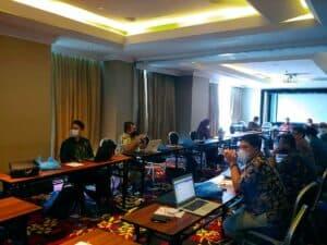 Kemenko Marves Kawal Upaya Penerapan Kesehatan dan Keselamatan Kerja (K-3) pada Perusahaan Galangan Kapal di Indonesia