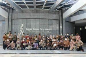 Dukung Pelaksanaan Reformasi Birokrasi, Deputi Bidang Koordinasi Kedaulatan Maritim dan Energi Lakukan Benchmark di Jawa Tengah
