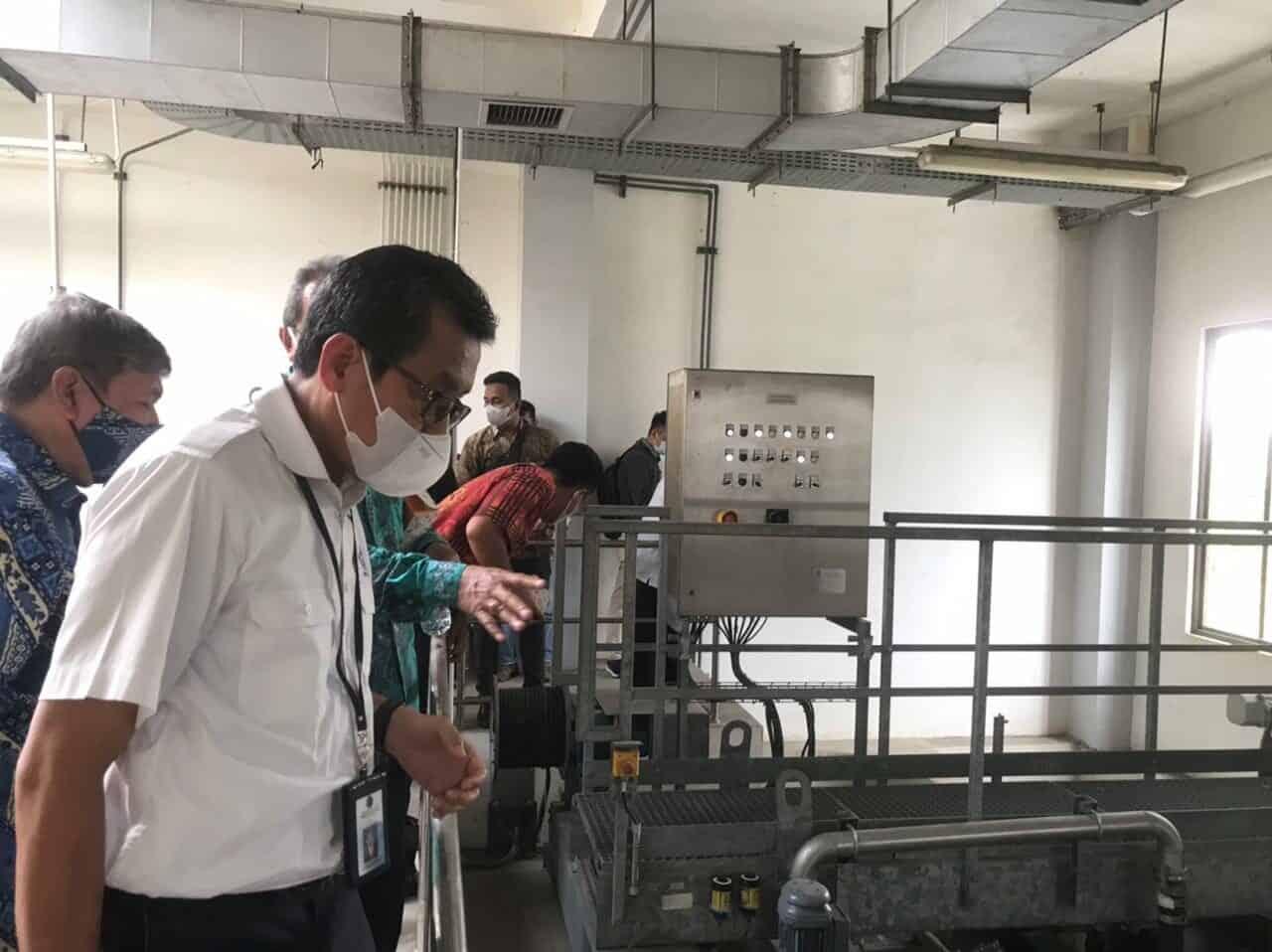 Infrastruktur Air Baku dan Pengaman Pantai PTPIN: Kemenko Marves Berharap Pemerintah Lirik Teknologi IPAL Ramah Lingkungan