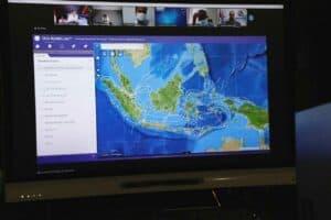Menko Luhut Virtual Pembicara pada Sosialisasi Kepmen KP Nomor 14 Tahun 2021 tentang Alur Pipa dan/atau Kabel Bawah Laut