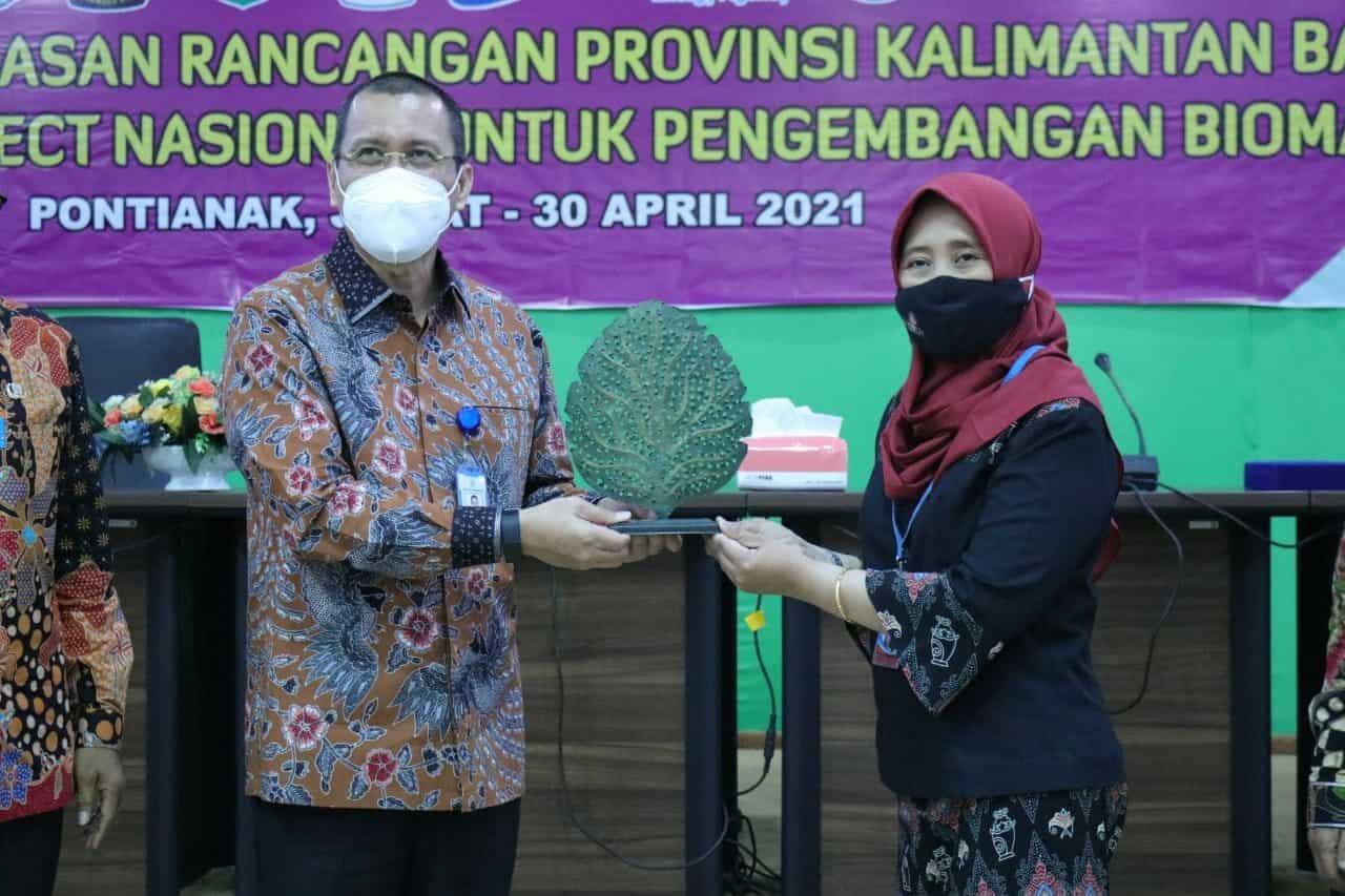 Kalimantan Barat Kandidat Pilot Project Biomassa