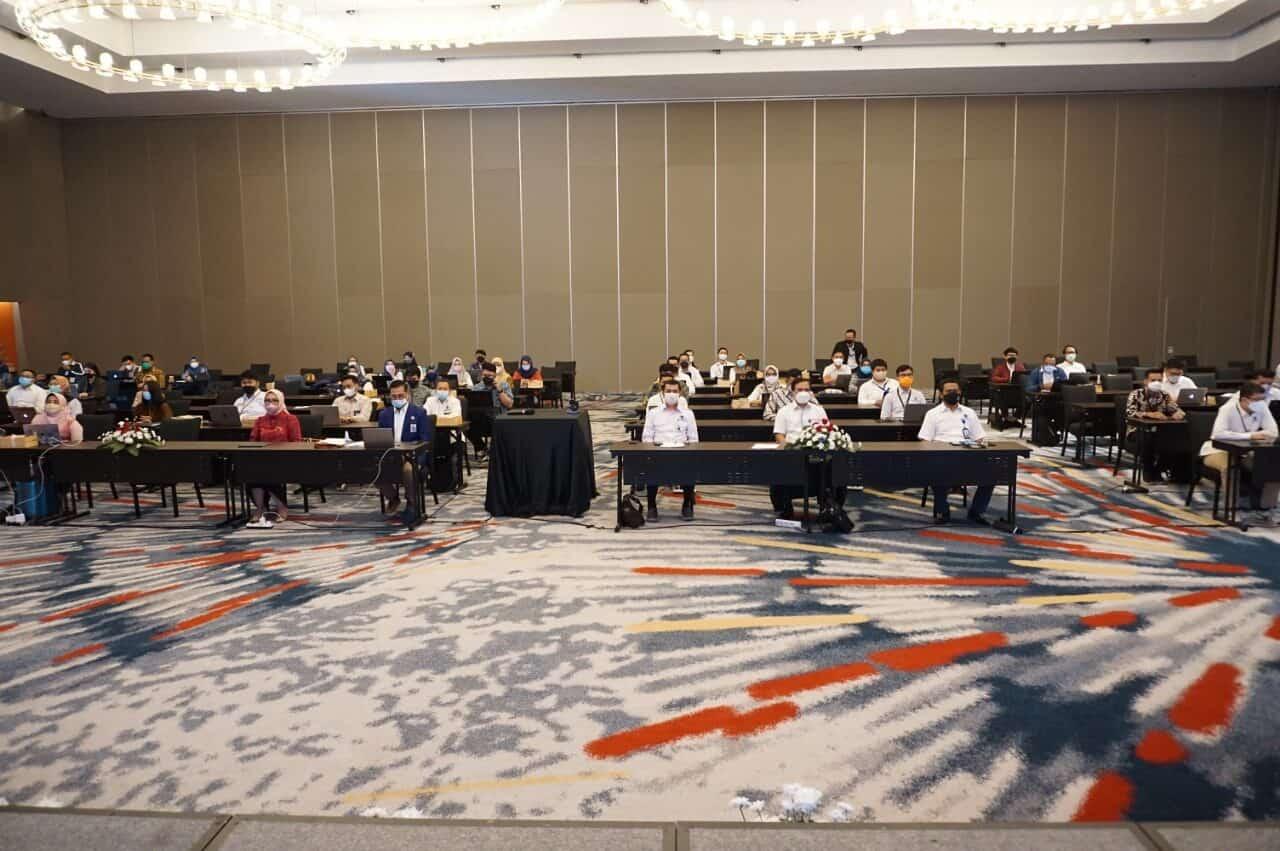 Dukung Pelaksanaan Kerja Sama Dalam Negeri dan Luar Negeri, Kemenko Marves Selenggarakan Bimtek Penyusunan Naskah Perjanjian Kerja Sama