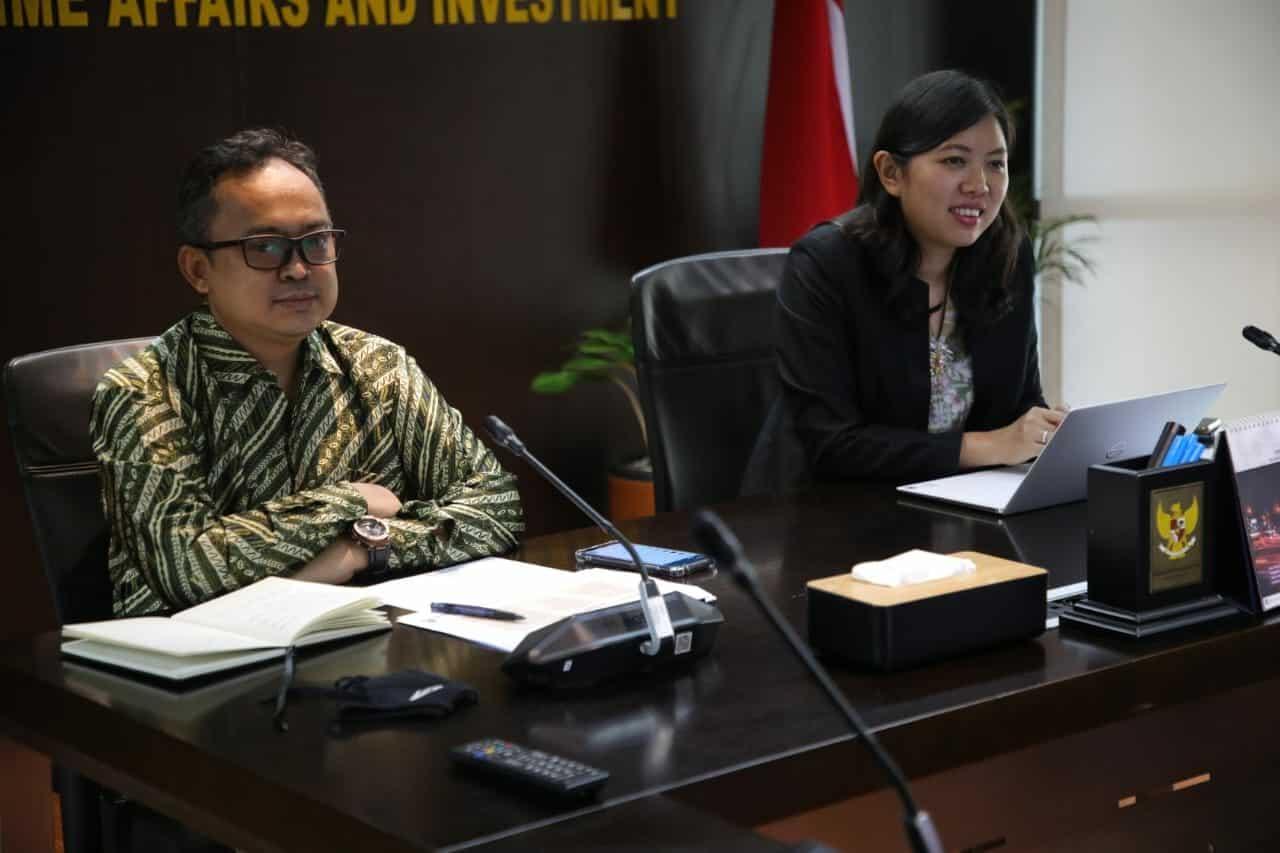 Tingkatkan Kerja Sama Di Bidang Konservasi, Riset, dan Inovasi, Kemenko Marves Adakan Pertemuan Bilateral Bersama RRT
