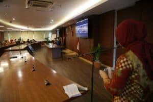 Siap Bangun Zona Integritas, Biro Komunikasi Kemenko Marves Tandatangani Komitmen Bersama