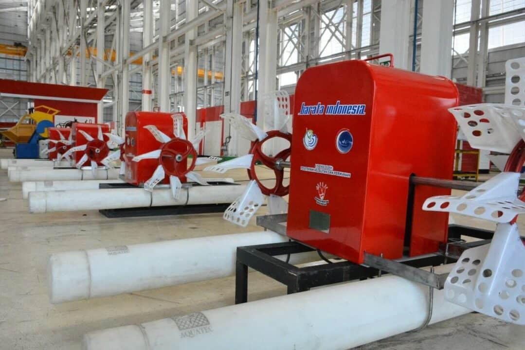 Kemenko Marves Tinjau Progres Pilot Plant Garam Industri dan Kincir Air di Gresik Sebagai Bentuk Hilirisasi Industri Nasional Karya Anak Bangsa