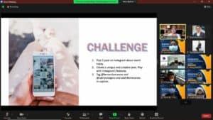 Tingkatkan Performa Penyampaian Informasi Kepada Publik, Biro Komunikasi Kemenko Marves Adakan Workshop Media Sosial