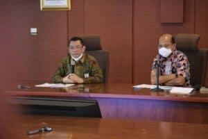 Percepat Penyelesaian Draft CTI-CFF, Kemenko Marves Adakan Pertemuan dengan K/L Terkait