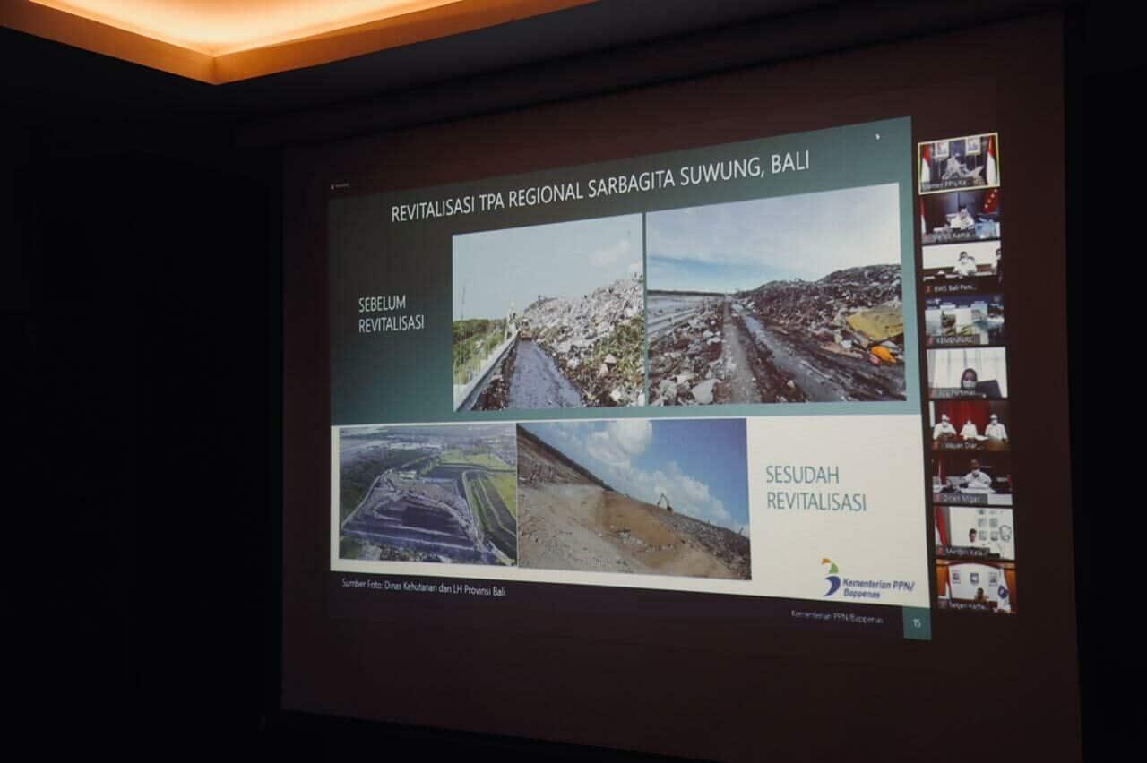 Perbaiki Perekonomian Bali, Menko Luhut Dorong Percepatan Pembangunan Infrastruktur di Berbagai Sektor