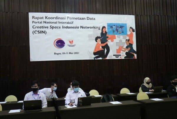 Wujudkan Sinergi Ekosistem Ekraf, Kemenko Marves Koordinasikan Digitalisasi Jejaring Ekraf