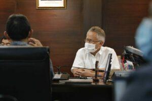 Menko Luhut Melaksanakan meeting dengan Prof Suyabto terkait Rencana Investasi Pebisnis dari Silicon Valley