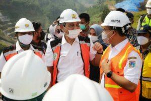 Dokumentasi Bendungan Sukamahi Ciawi Bogor
