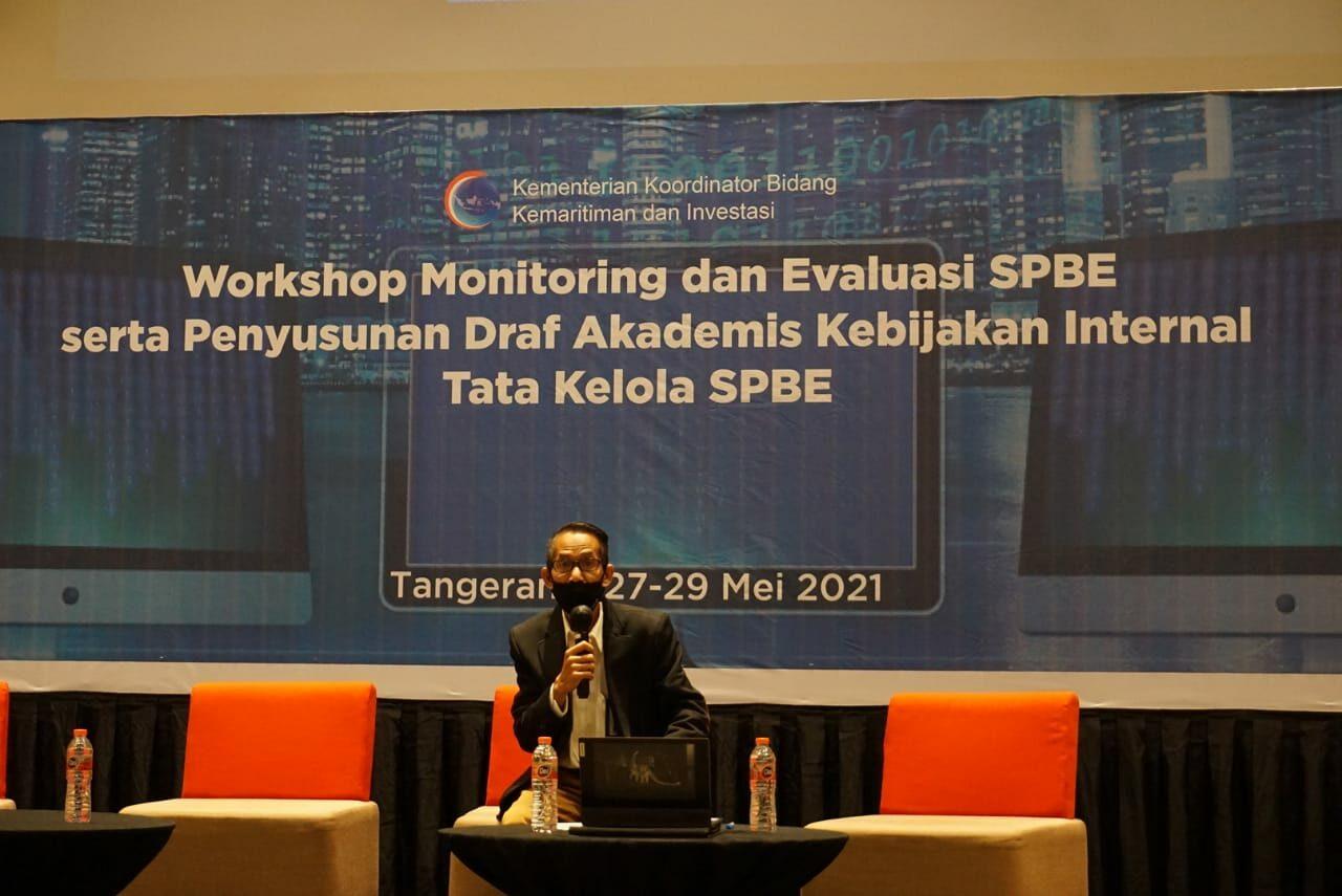 Implementasikan Reformasi Birokrasi, Biro Komunikasi Adakan Workshop Monev Sistem Pemerintahan Berbasis Elektronik